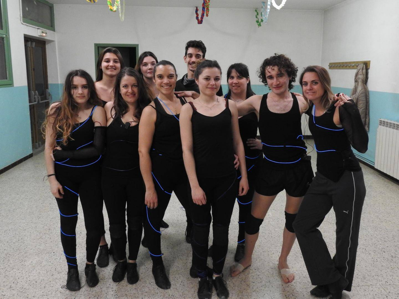 Avec quatre heures de cours par semaine, les danseurs sont prêts.