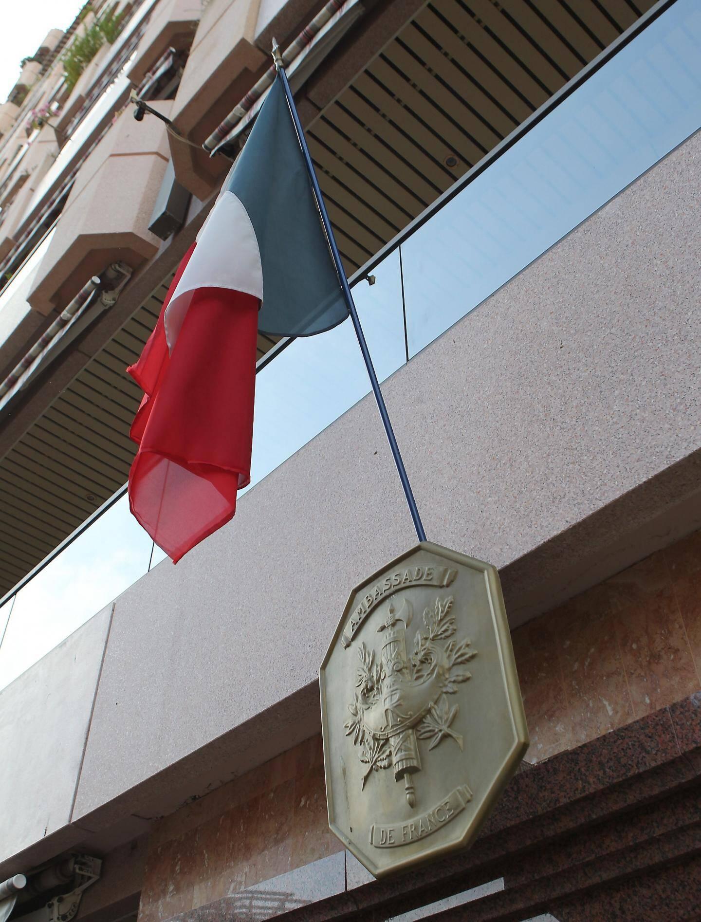 Deux bureaux de vote seront installés à l'ambassade de France, rue du Ténao.