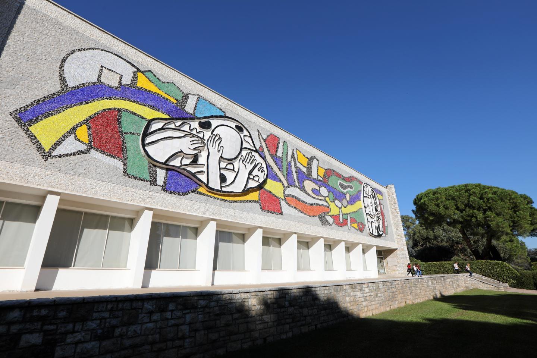 Par la suite, il a œuvré pour la rénovation du musée Fernand-Léger, à Bio