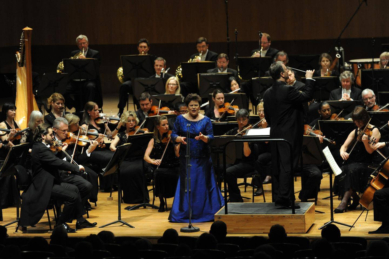 Le concert de l'Orchestre de la BBC sera l'un des événements du Printemps des arts.(DR)