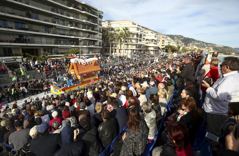 Avec 90 000 spectateurs ayant assisté aux cinq corsi confondus, la ville réalise le deuxième meilleur chiffre en termes de fréquentation dans l'histoire de la Fête du citron.