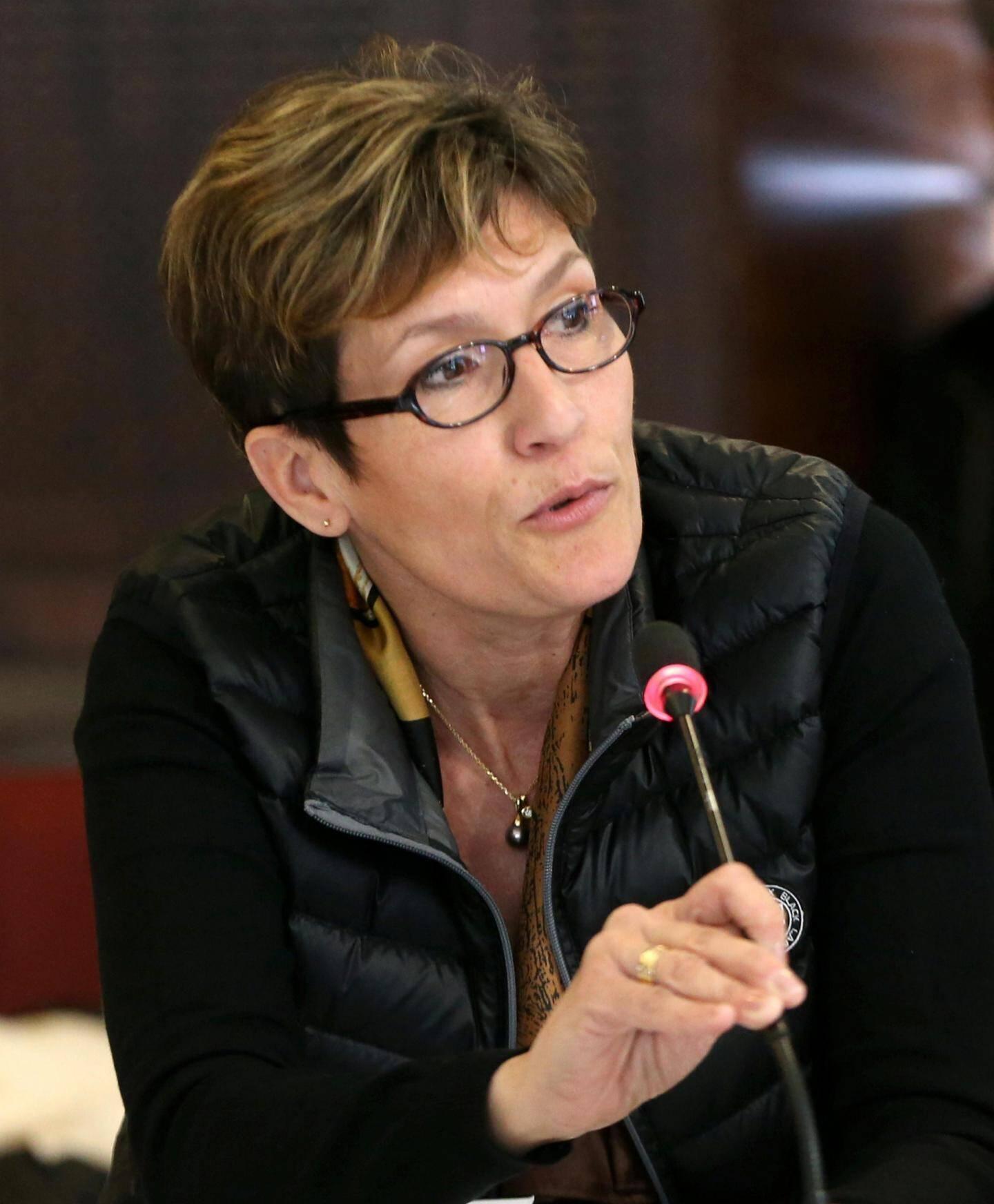 Valérie Michau.