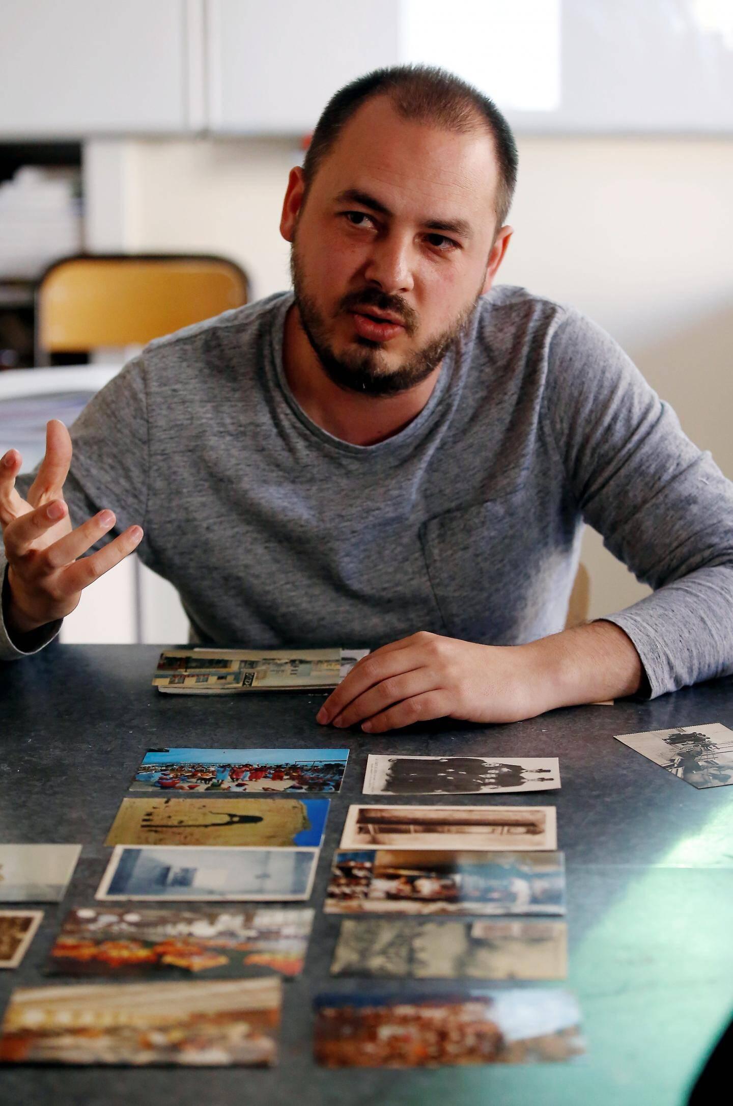 Le Barcelonais Oriol Villanova accompagne le projet artistisque cette année.