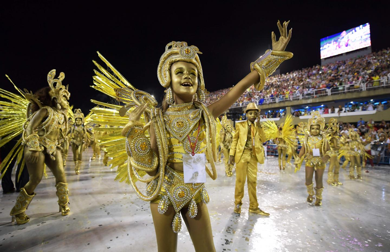 Les sept premières écoles de samba du
