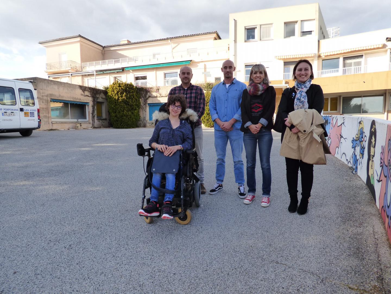 Le pavillon Olbia qui fait l'objet de ce projet de rénovation propose 67 lits et places.