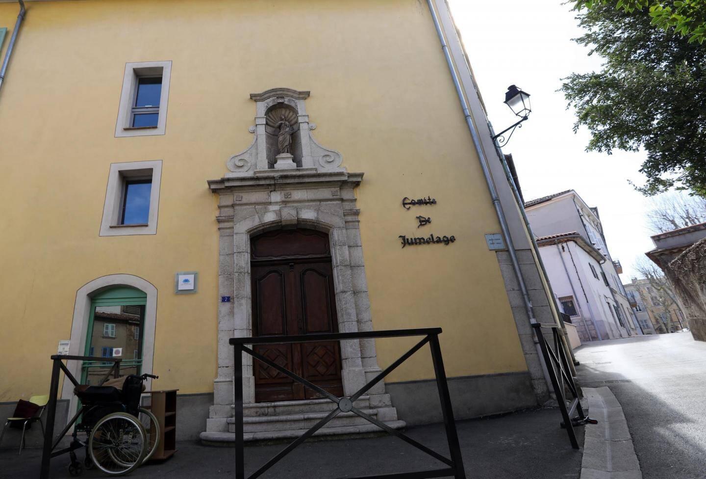 Les religieuses s'étaient installées en 1618 dans une maison bourgeoise rue Sainte-Ursule.