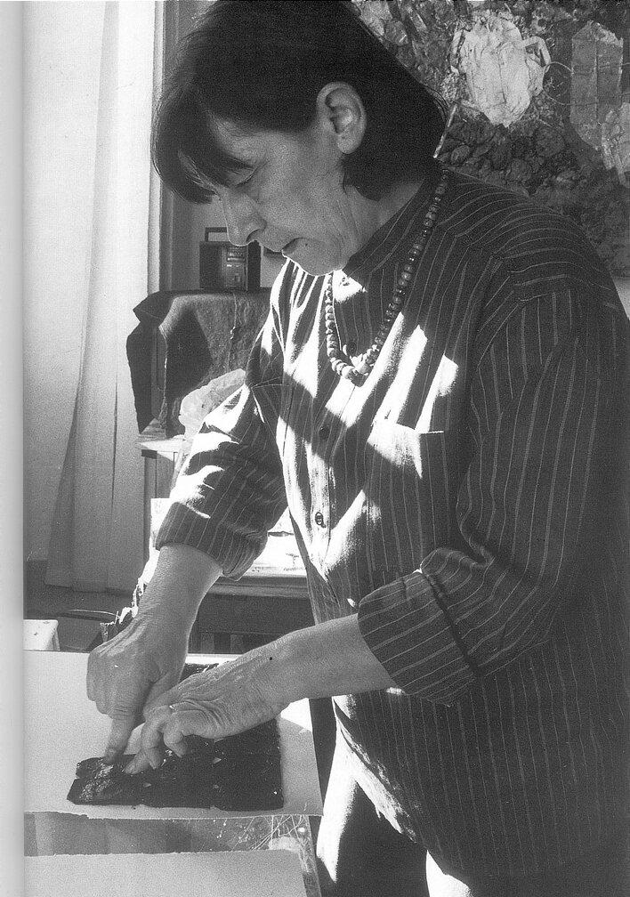 Janine Mongillat