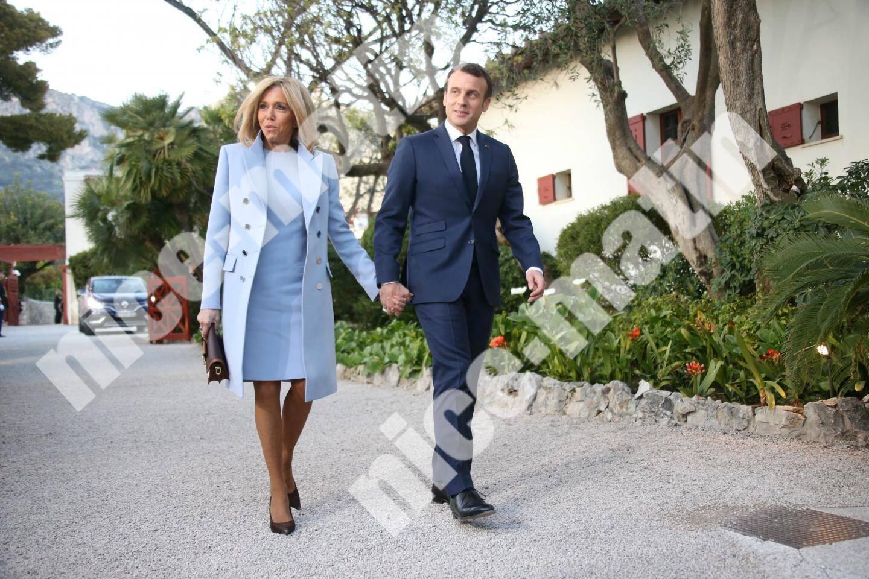 Le couple Macron, Brigitte et Emmanuel retrouveront le couple présidentiel chinois à Paris.