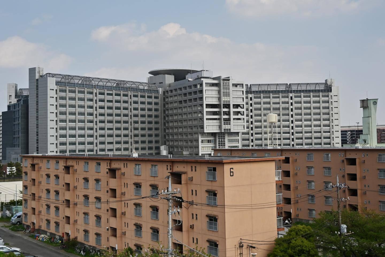 Une vue de la prison de Tokyo dans laquelle est détenu Carlos Ghosn.