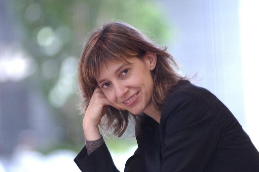 La pianiste Claire Désert.(DR)