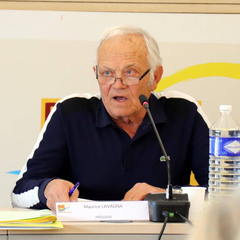 Le président Maurice Lavagna a présenté le budget 2019 de la communauté de communes du Pays-des-Paillons.