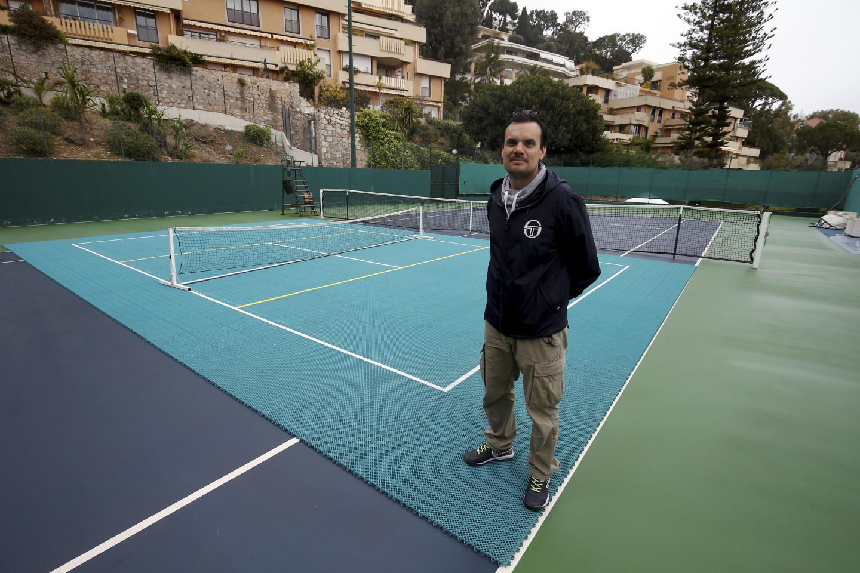 Frédéric Giudicianni, 13e tournoi.