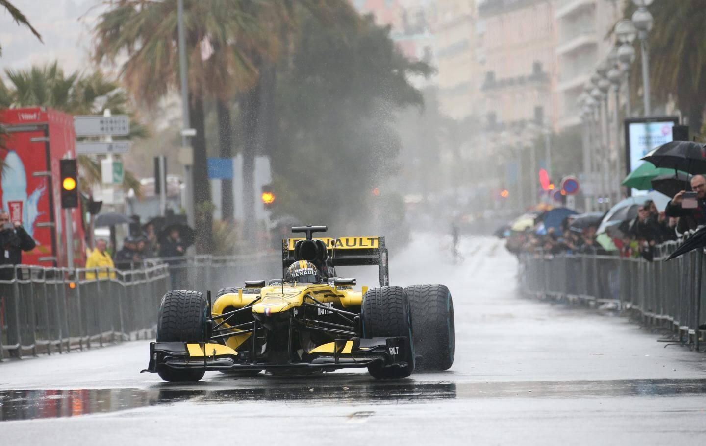 Après Nico Hülkenbergl'an passé, Daniel Ricciardo fera quelques tours de la Prom'.