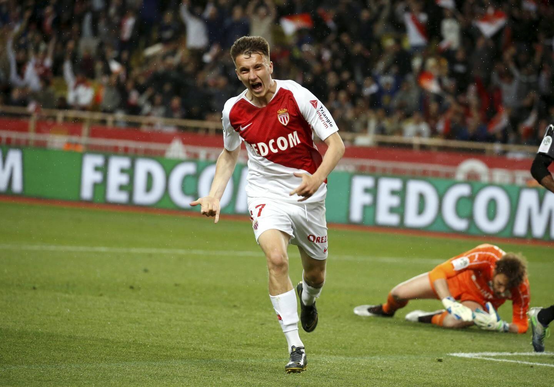 Aleksandr Golovin libère le stade Louis-II en marquant un but synonyme de maintien... ou presque. Ouf !