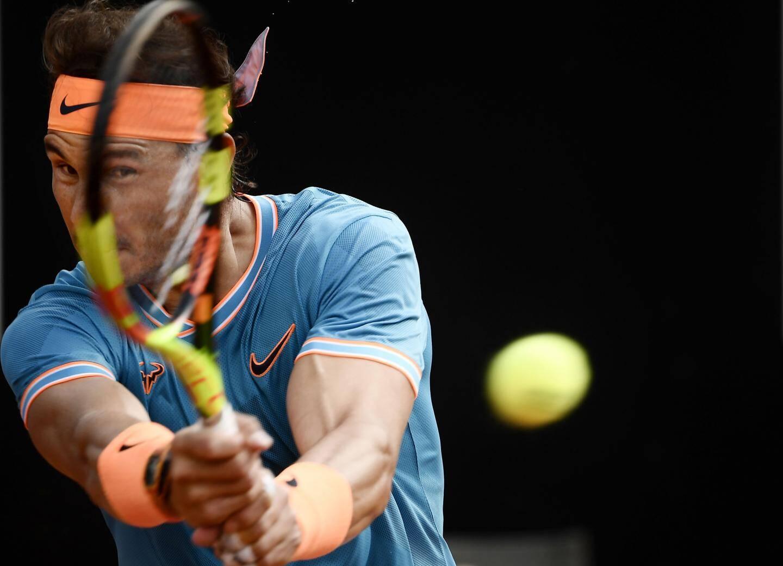 Pour Nadal, à Rome, tous les chemins mènent à la victoire.