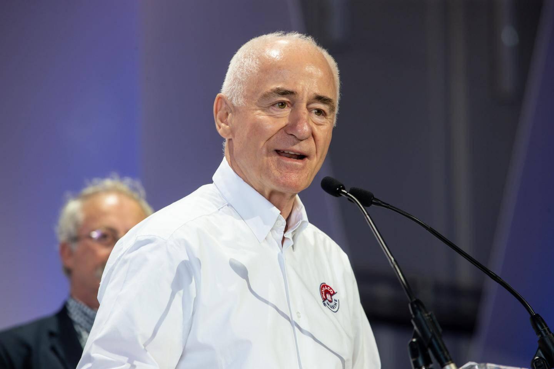 Michel Ducros, président fondateur de Monaco Marine.