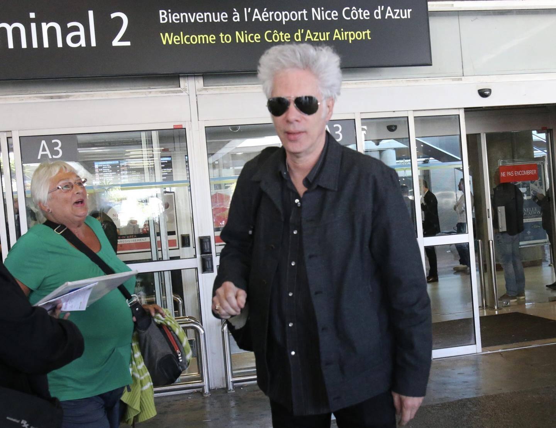 Le réalisateur Jim Jarmusch, dont le nouveau film sera présenté en ouverture du Festival.