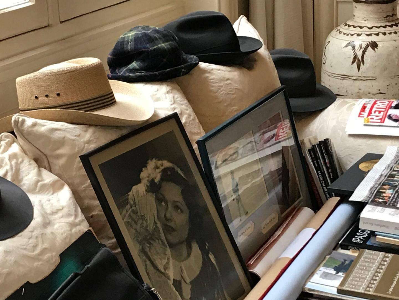 Le Lion, Borsalino, M. Klein… Coup de chapeaux, pour un artiste de légende…