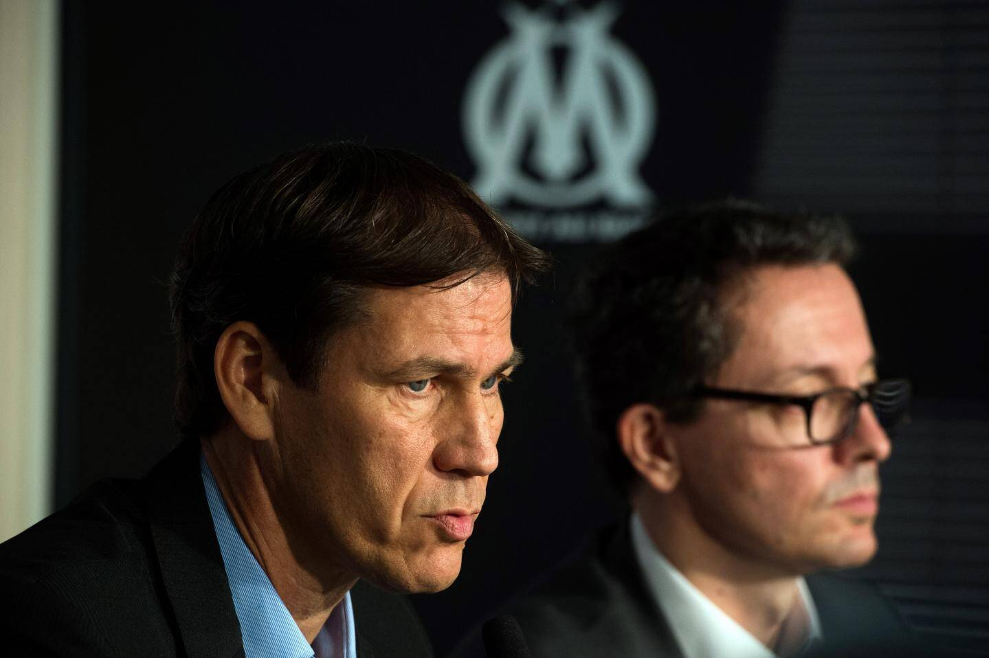 Rudi Garcia quitte l'OM.