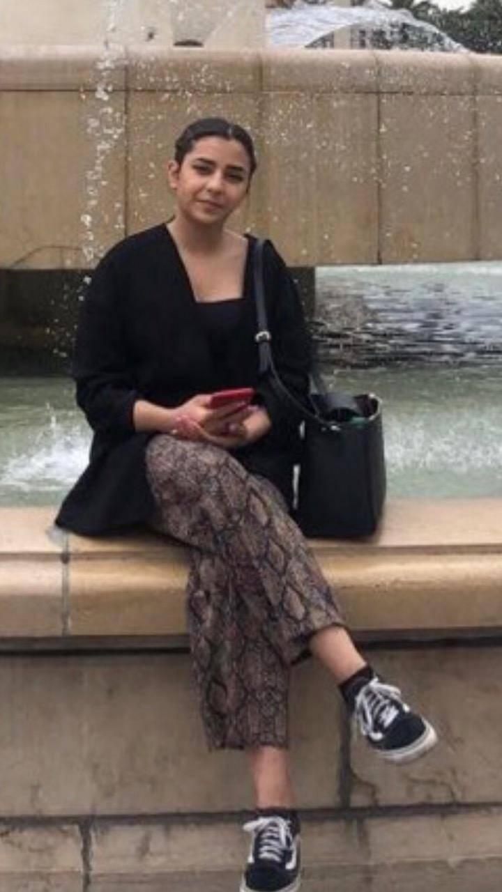 Myriam Lkhadari.