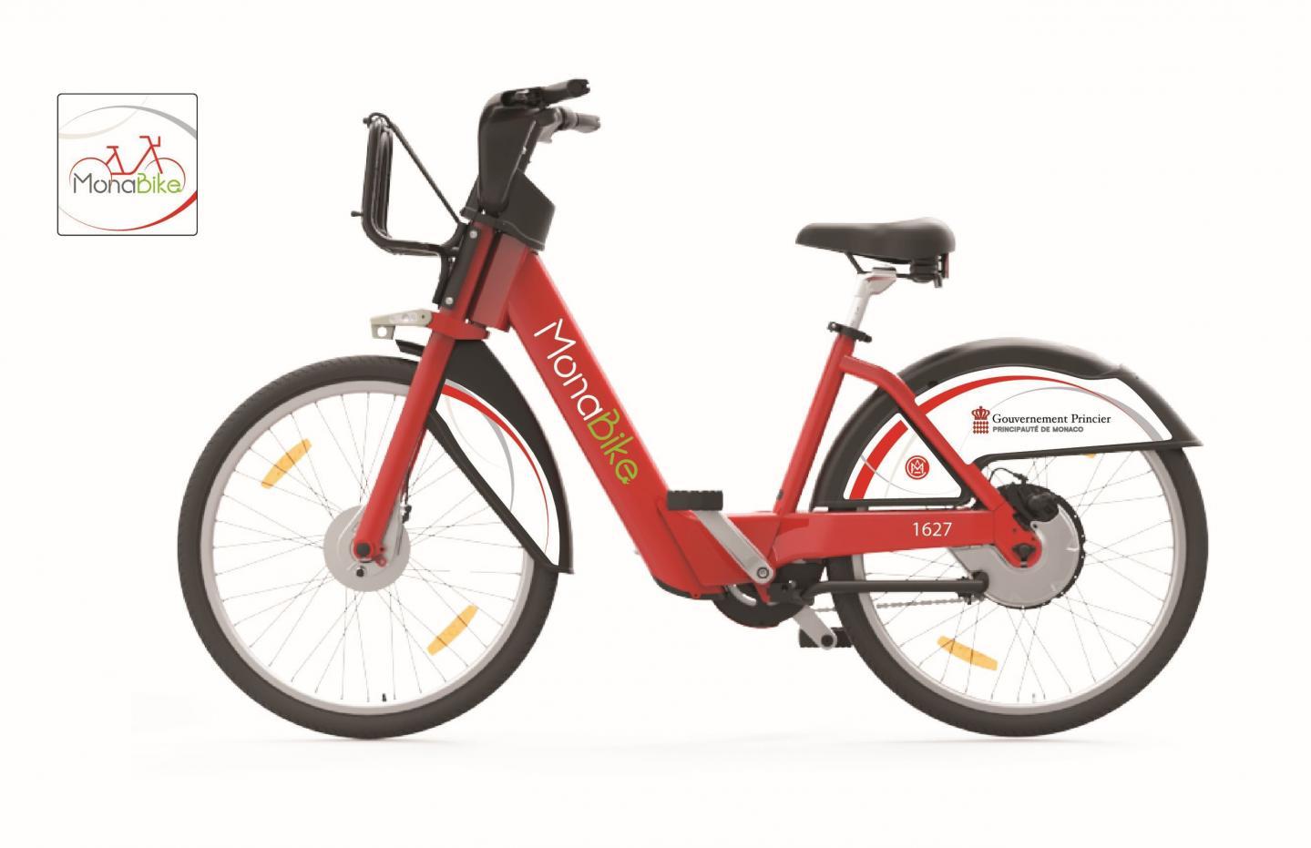 Monabike sera disponible à partir de mi-juillet à Monaco, mais aussi à Beausoleil, et bientôt à Cap-d'Ail et Roquebrune-Cap-Martin.