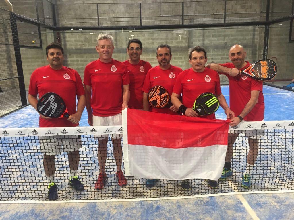 L'équipe de la mairie de Monaco remporte la poule B.