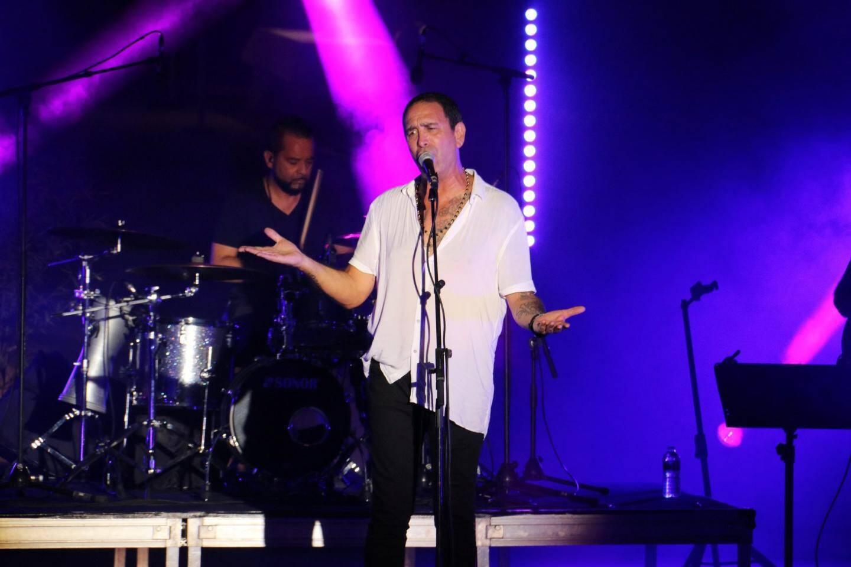 Sébastien Chato donnera un concert entre romantisme et rythmes gipsys.
