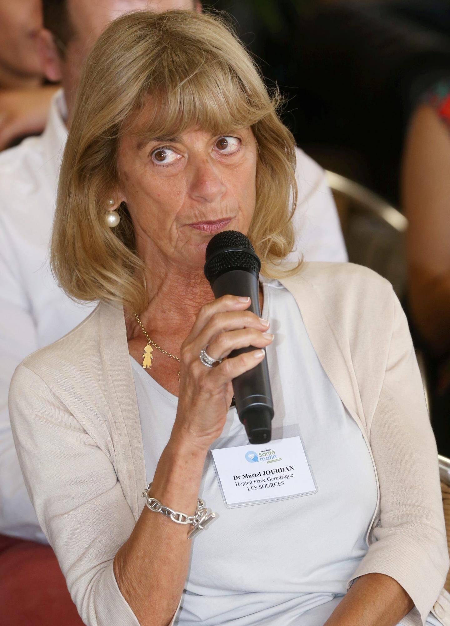 Guy Plattet, directeur de la CPAM des Alpes-Maritimes.