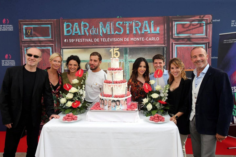 Les acteurs de Plus belle la vie ont fêté les 15 ans de la séries avec leurs fans.