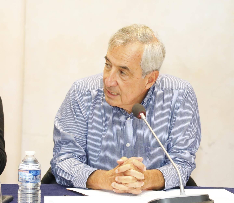 Paul Euzière, président de l'association de défense des quartiers Saint-Antoine et Saint-Jacques.