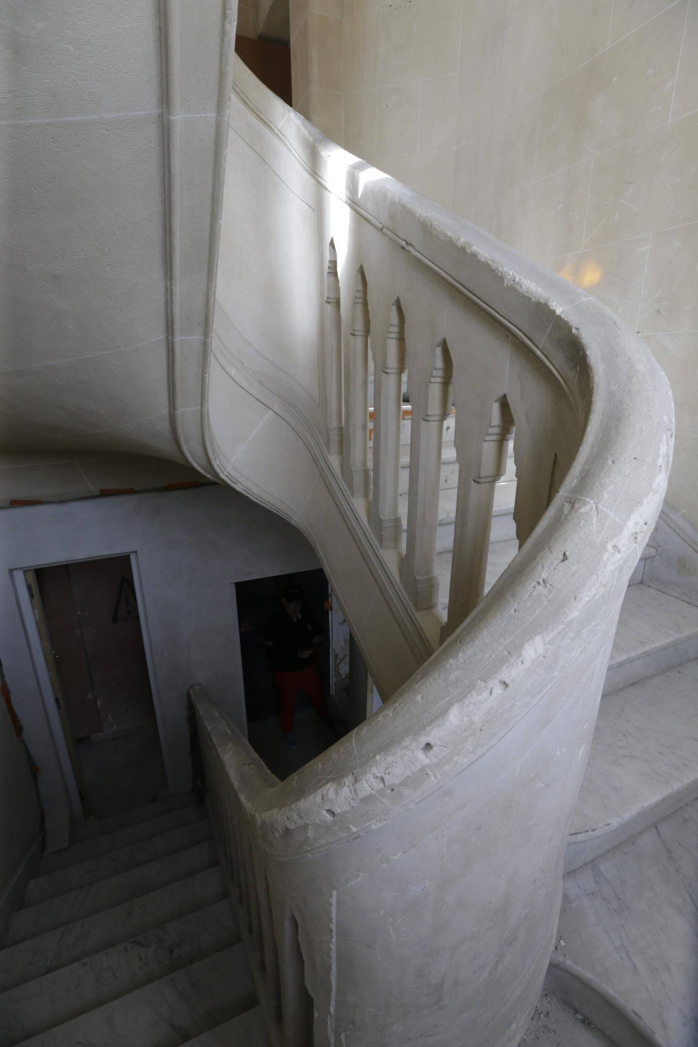 Laurent Schenk, et Catherine Saint-John sont les responsables de la Villa Djunah.