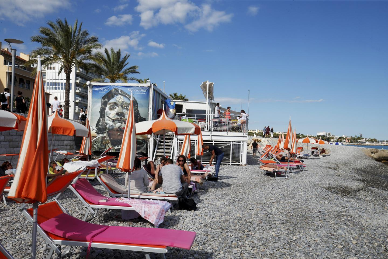 Du côté de l'art beach: des soirées sont prévues tout au long de l'été.