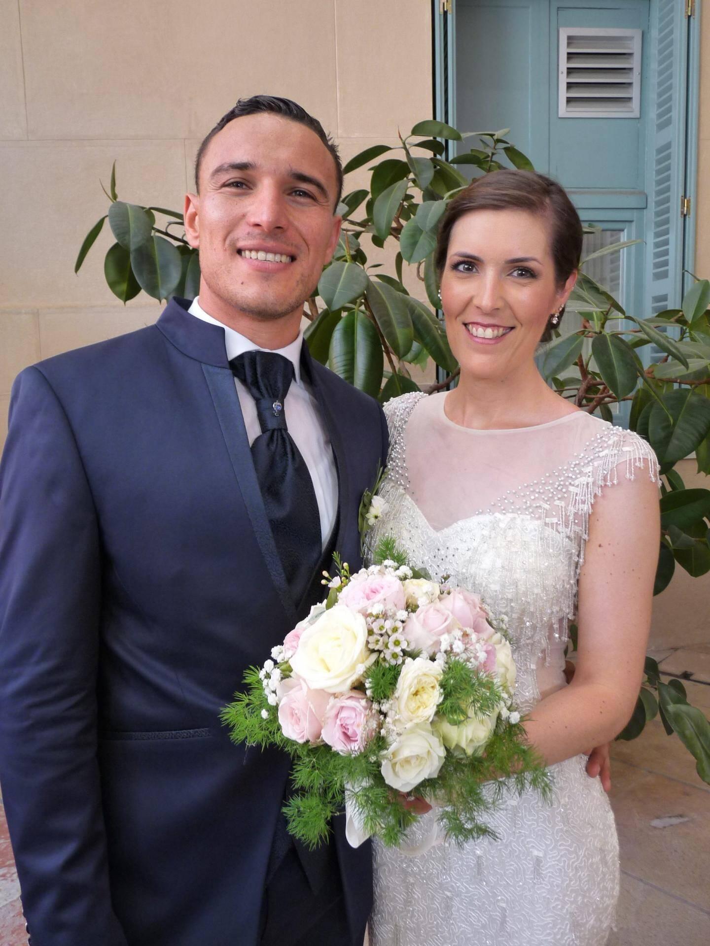 Mohamed Oueslati, employé dans le bâtiment, et Marie Boon, secrétaire.