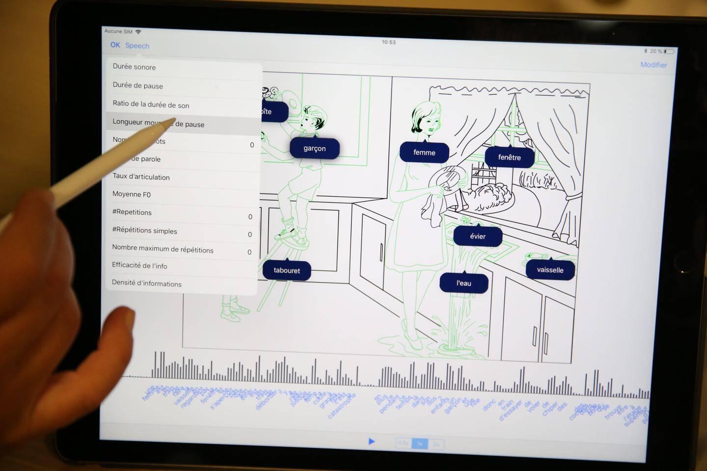 L'application pour tablette Delta vise à détecter plus tôt la maladie d'Alzheimer.