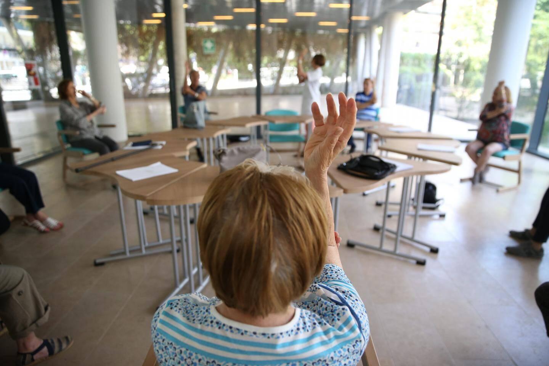 Institut Claude Pompidou à Nice, centre d'accueil, d'hébergement, de soins, d'enseignement et de recherche sur la maladie d'Alzheimer