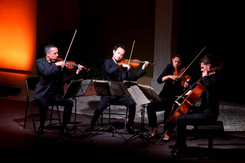 Le Quatuor Ébène a livré l'une des plus belles interprétations beethovéniennes.