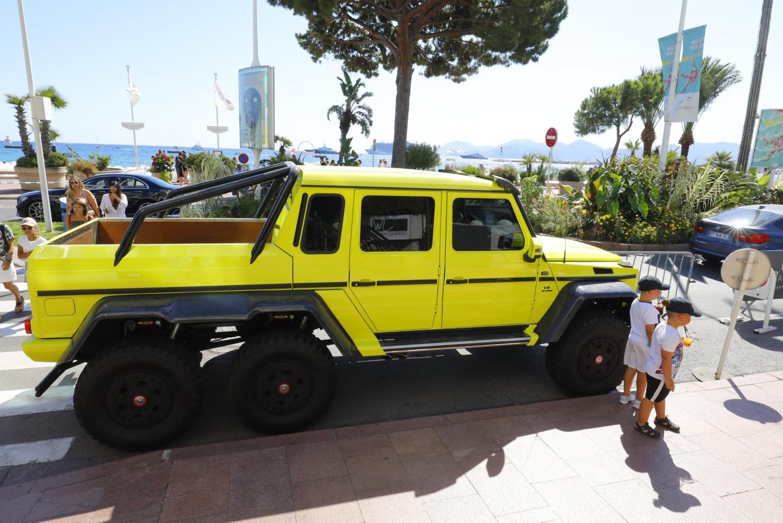Bugatti Chiron, pour le plaisir des yeux.