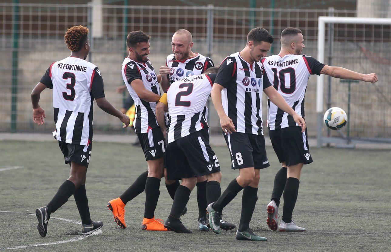 La demande de dérogation pour évoluer sur le nouveau terrain ayant été rejetée, l'équipe fanion de l'AS Fontonne devra continuer à jouer sur le terrain 2 du stade Léger.