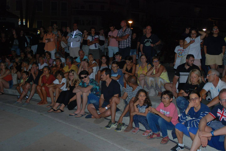 Le public était au rendez-vous.
