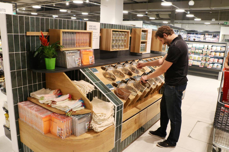 Monoprix est associé avec le célèbre boucher Olivier Metzger, afin de proposer quelques pièces d'exception.