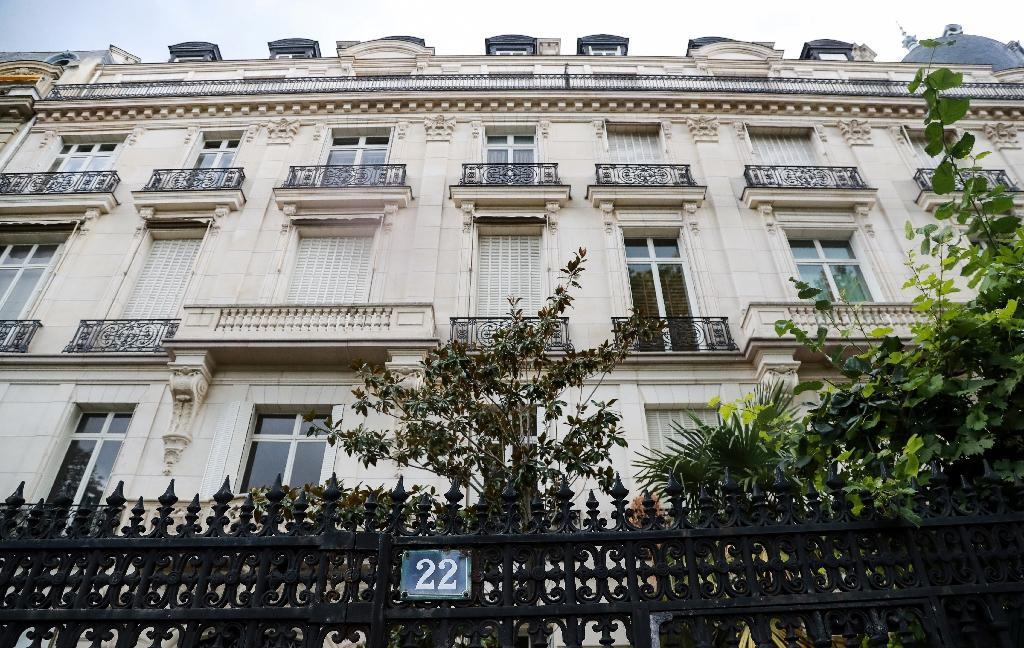 L'appartement du milliardaire américain Jeffrey Epstein à Paris, longtemps fréquenté par Jean-Luc Brunel