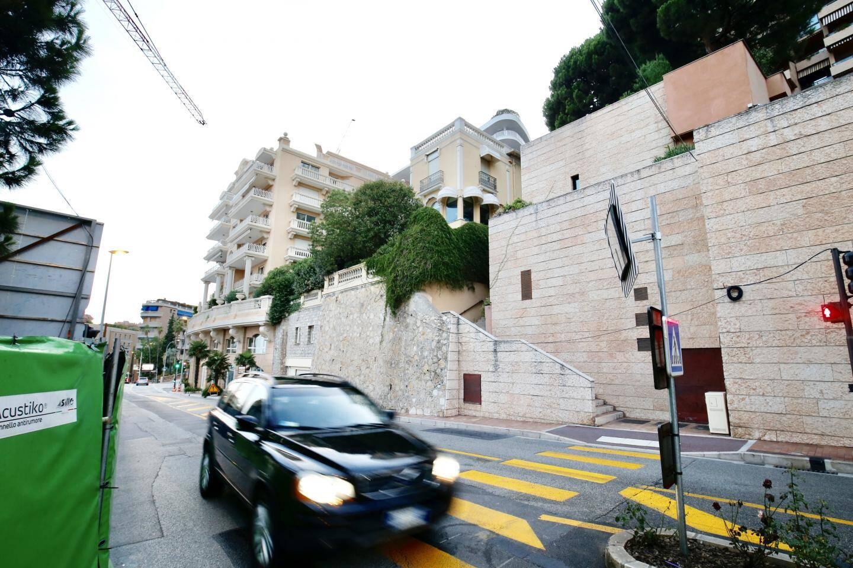 La Villa Carmelha donnera sur le boulevard d'Italie et l'avenue de Saint-Roman.