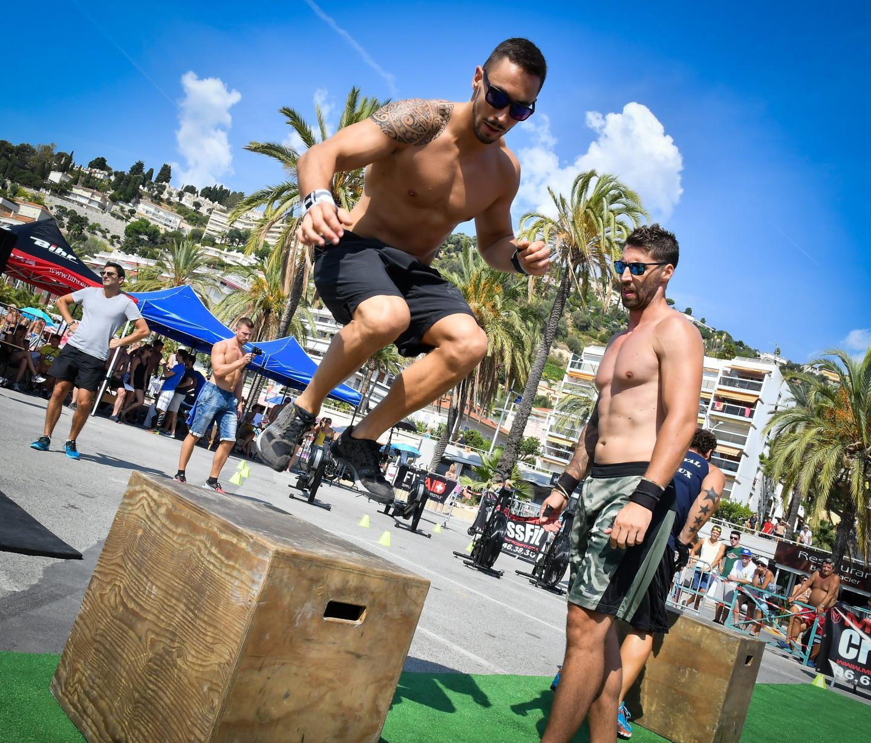 Des initiations gratuites de CrossFit seront proposées pour les adultes et les enfants.