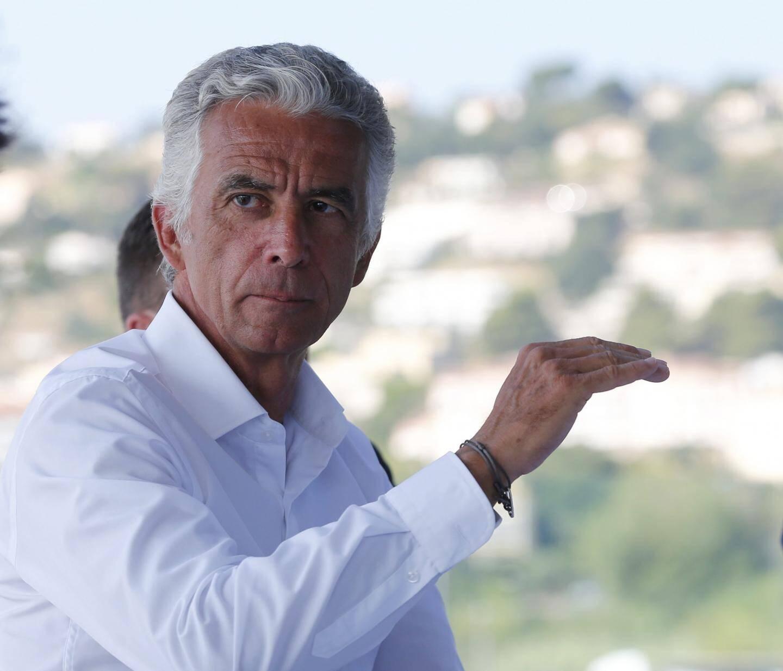 Jean-Pierre Rivère s'exprime sur l'affaire des banderoles lors de OGCN - OM