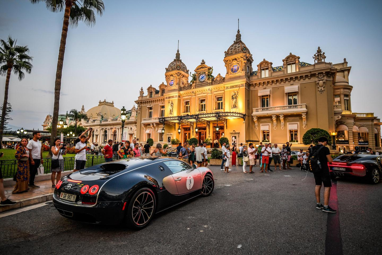 Pour Stephan Winkelmann, PDG de la marque,  Monaco constituait « le cadre parfait ».