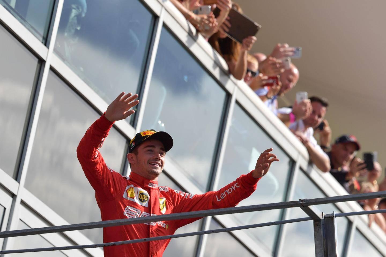 Charles Leclerc a provoqué énormément d'émotions hier à Monaco.