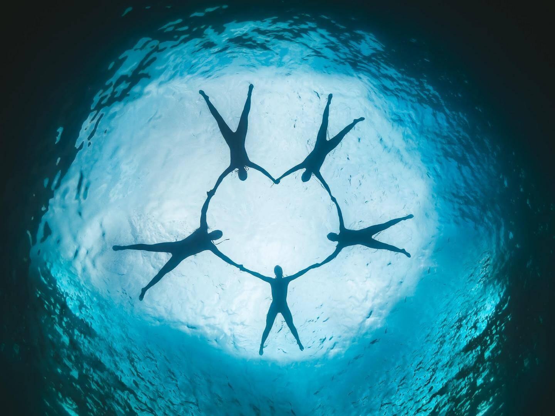 La photo sous-marine... une véritable passion .