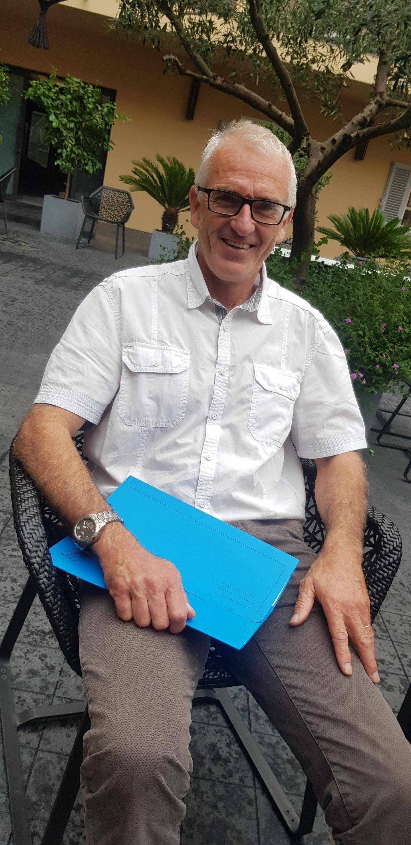 Yves Parlier, navigateur et chantre de la propulsion éolienne