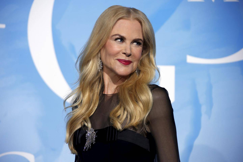 Nicole Kidman, maîtresse de cérémonie.