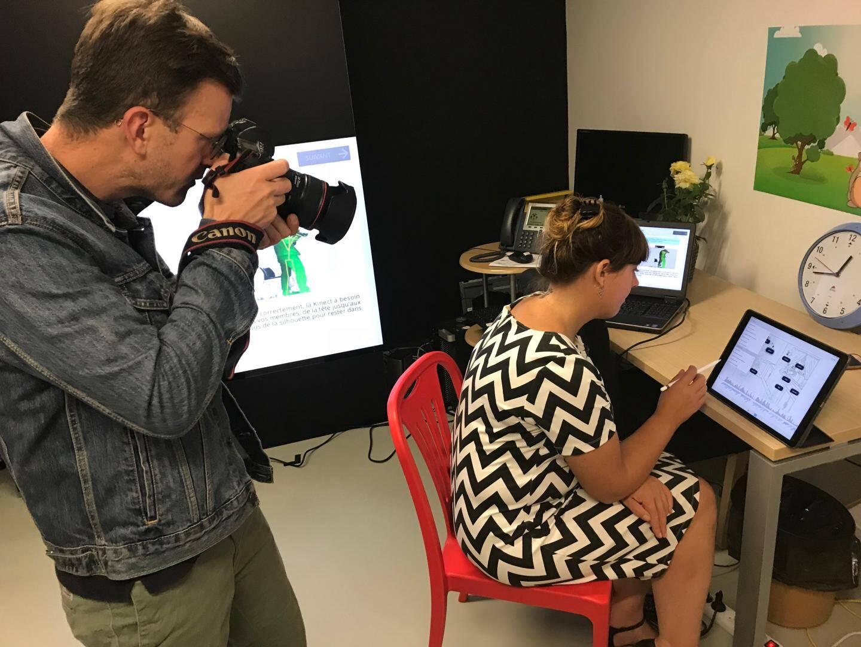 Alexandra König nous montre comment les nouvelles technologies permettent de détecter plus tôt les troubles cognitifs.